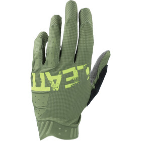 Leatt DBX 1.0 GripR Gloves, cactus
